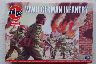 Airfix 1/72 AX00705V German Infantry (WW2)